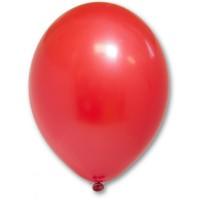 Шар латексный с гелием цвет красный