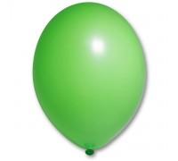 Шар латексный с гелием цвет зелёный